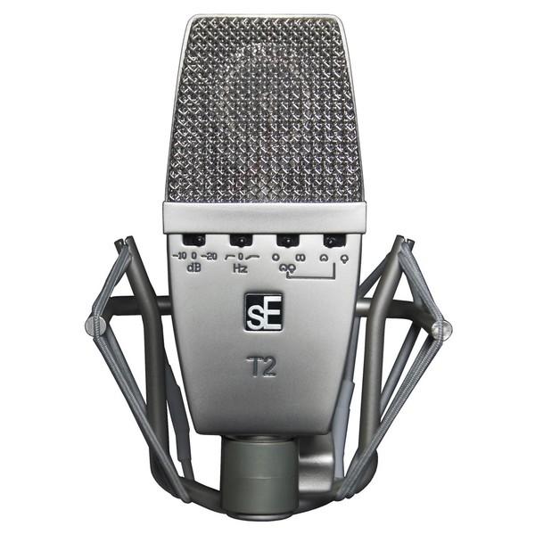 sE Electronics sE-T2 Microphone - Front