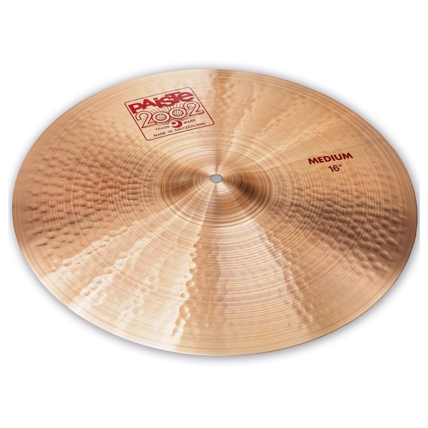 Paiste 2002 16'' Medium Crash Cymbal - main image