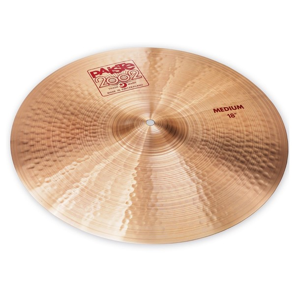 Paiste 2002 18'' Medium Crash Cymbal - main image
