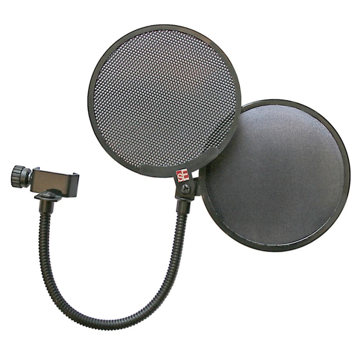 Se Electronics Dual Pro Studio Pop Shield