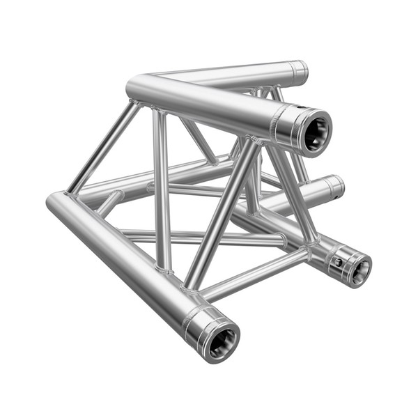 Global Truss 4088-21PL F33 PL 2 Way 90 Degree Corner