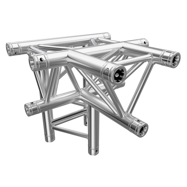 Global Truss PL-4097-42 F33 PL 4 Way T Piece Apex Down