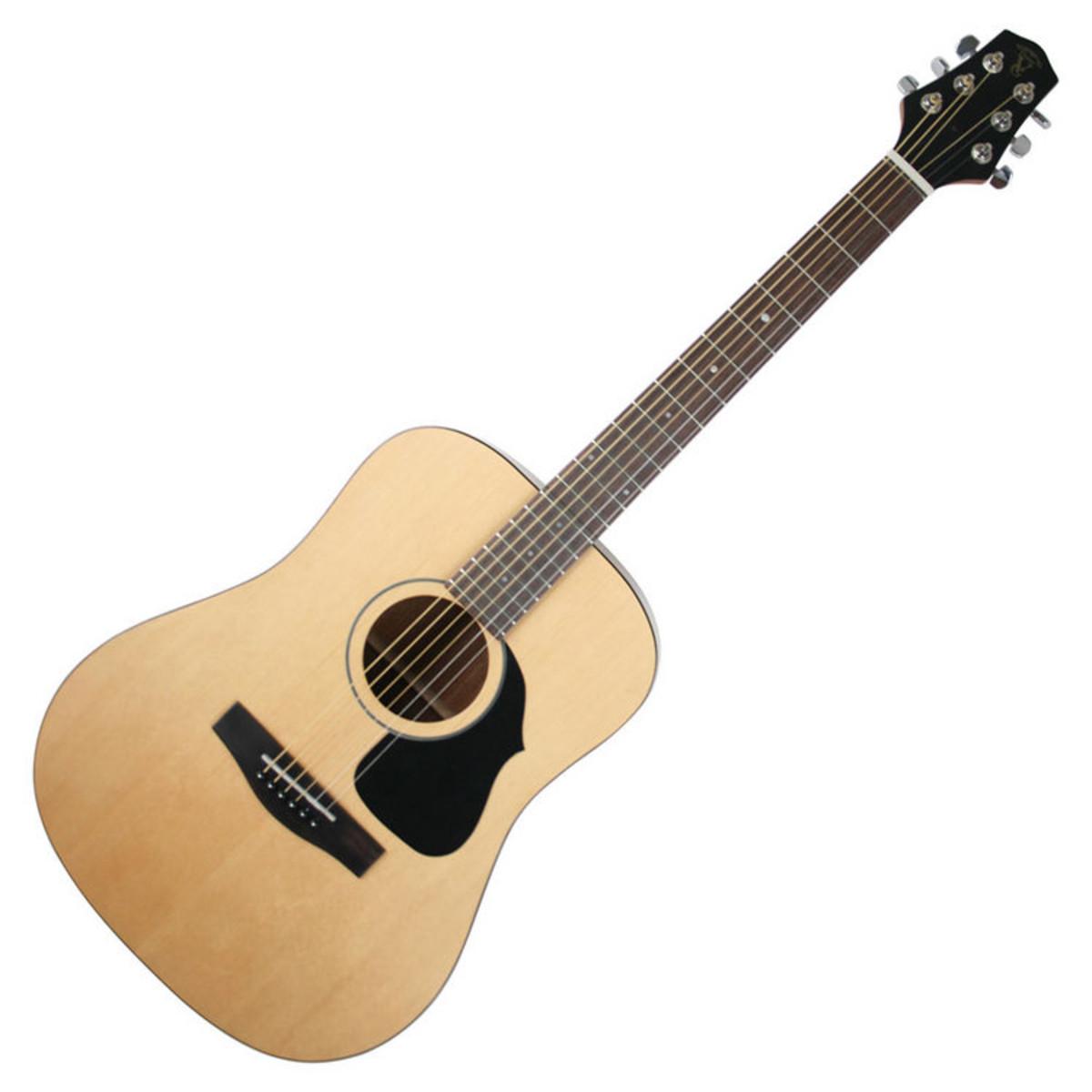 voyage air vaom 04 folding acoustic travel guitar at gear4music. Black Bedroom Furniture Sets. Home Design Ideas