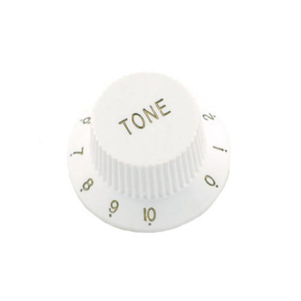 Guitarworks Guitar Tone Control Knob, White