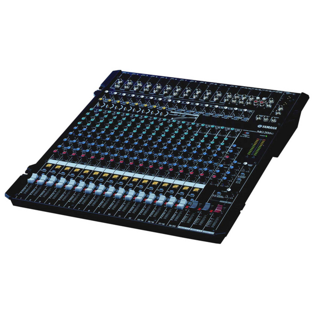Yamaha mg206c table de mixage usb d 39 occasion gear4music - Table de mixage yamaha usb ...