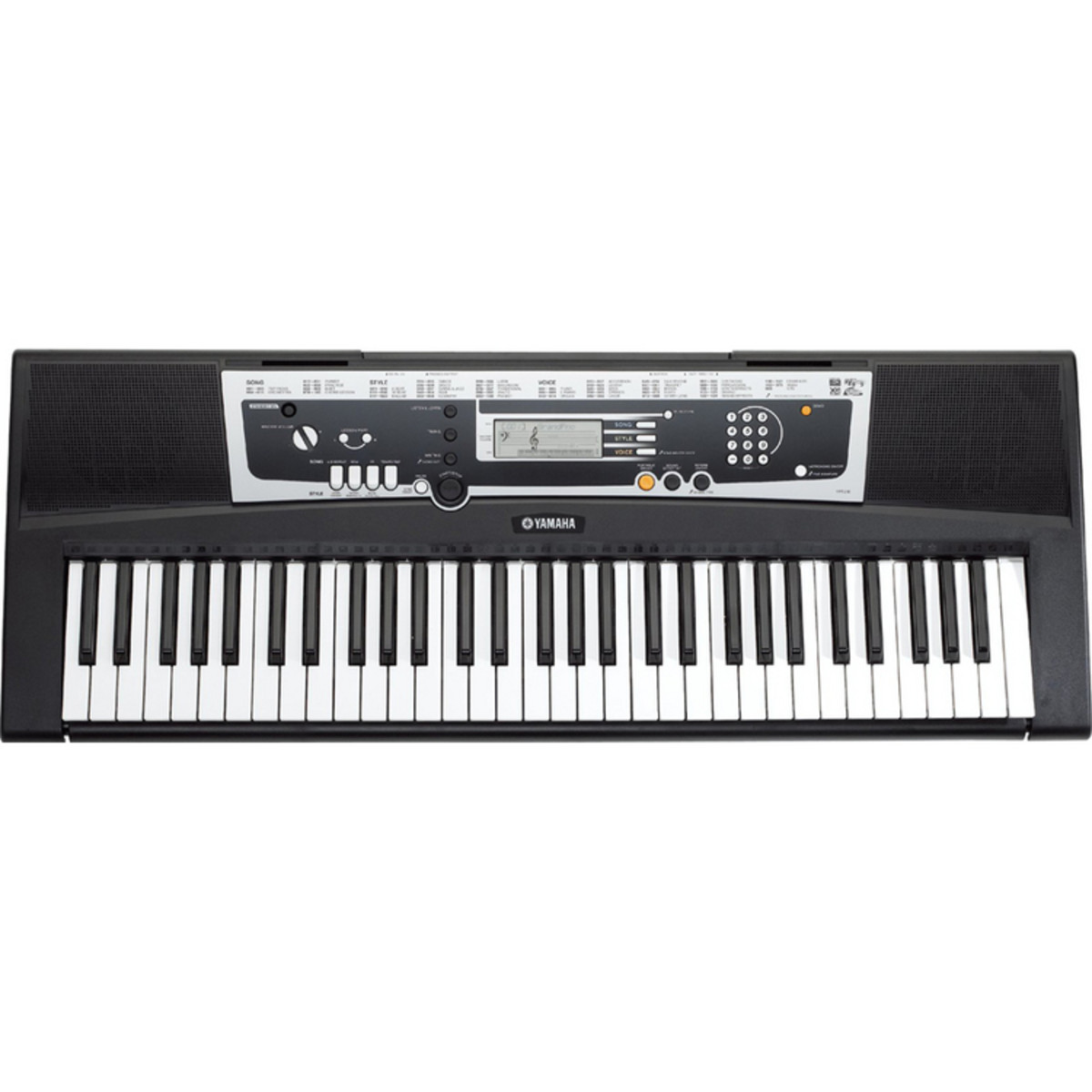 yamaha ypt 210 clavier portable d 39 occasion. Black Bedroom Furniture Sets. Home Design Ideas
