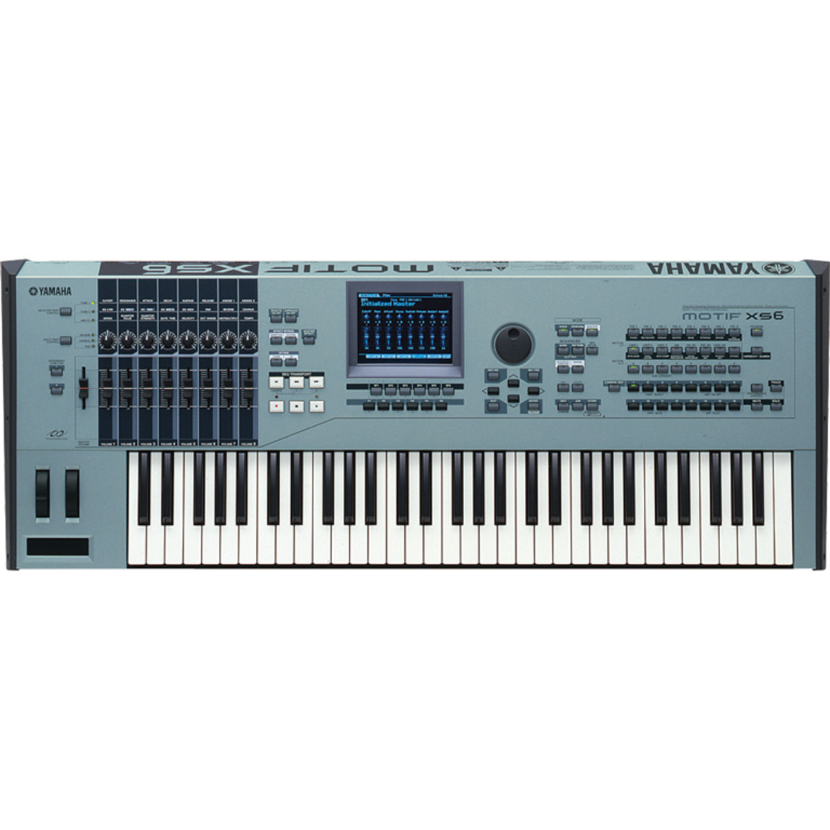 Yamaha MOTIF XS6 Keyboard Workstation (Used)