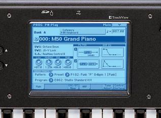 M50 Display