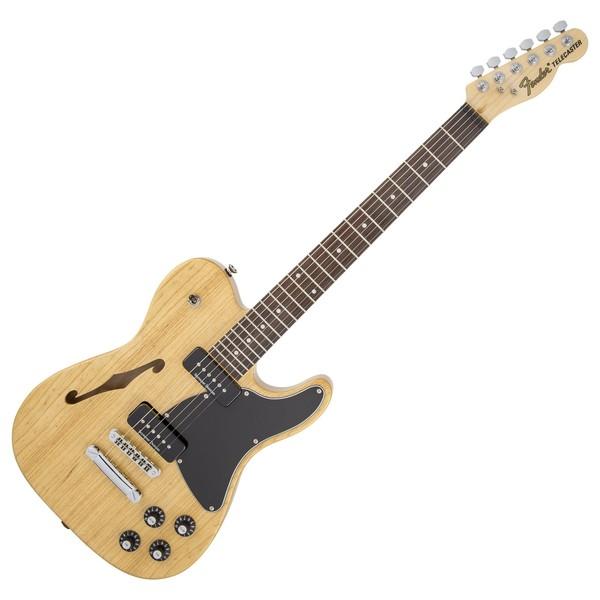 Fender Jim Adkins JA-90 Thinline Telecaster, Natural