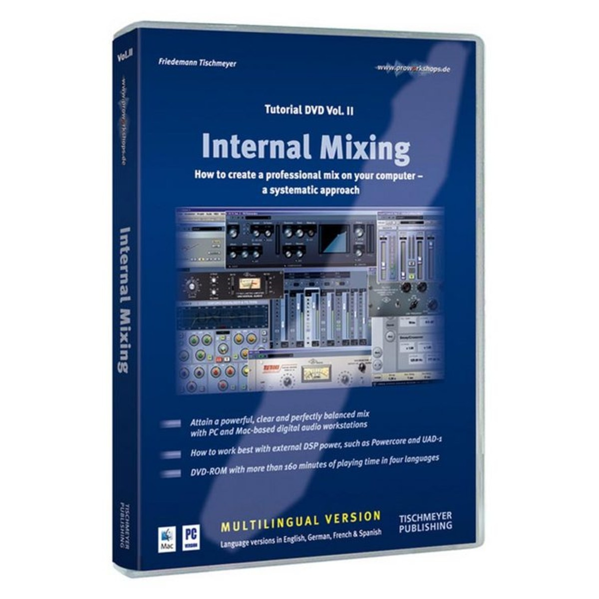 Click to view product details and reviews for Askvideo Internal Mixing Tutorial Dvd Vol 2.