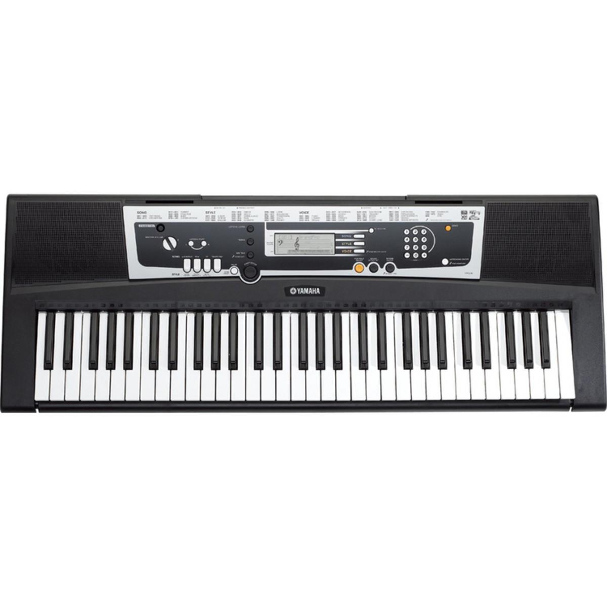 yamaha ypt 210 portable keyboard ex demo at gear4music com rh gear4music com yamaha psr 210 manual pdf yamaha psr 210 manual pdf