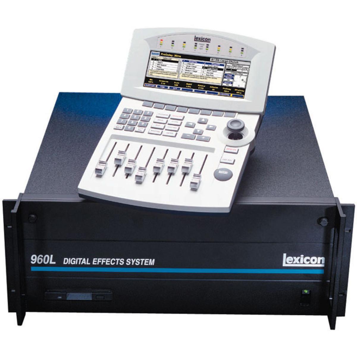 DISC Lexicon 960 L procesador de efectos Digital en ...
