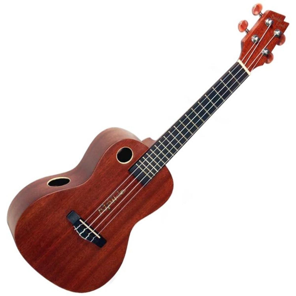 riptide by boulder creek mahogany concert ukulele at. Black Bedroom Furniture Sets. Home Design Ideas