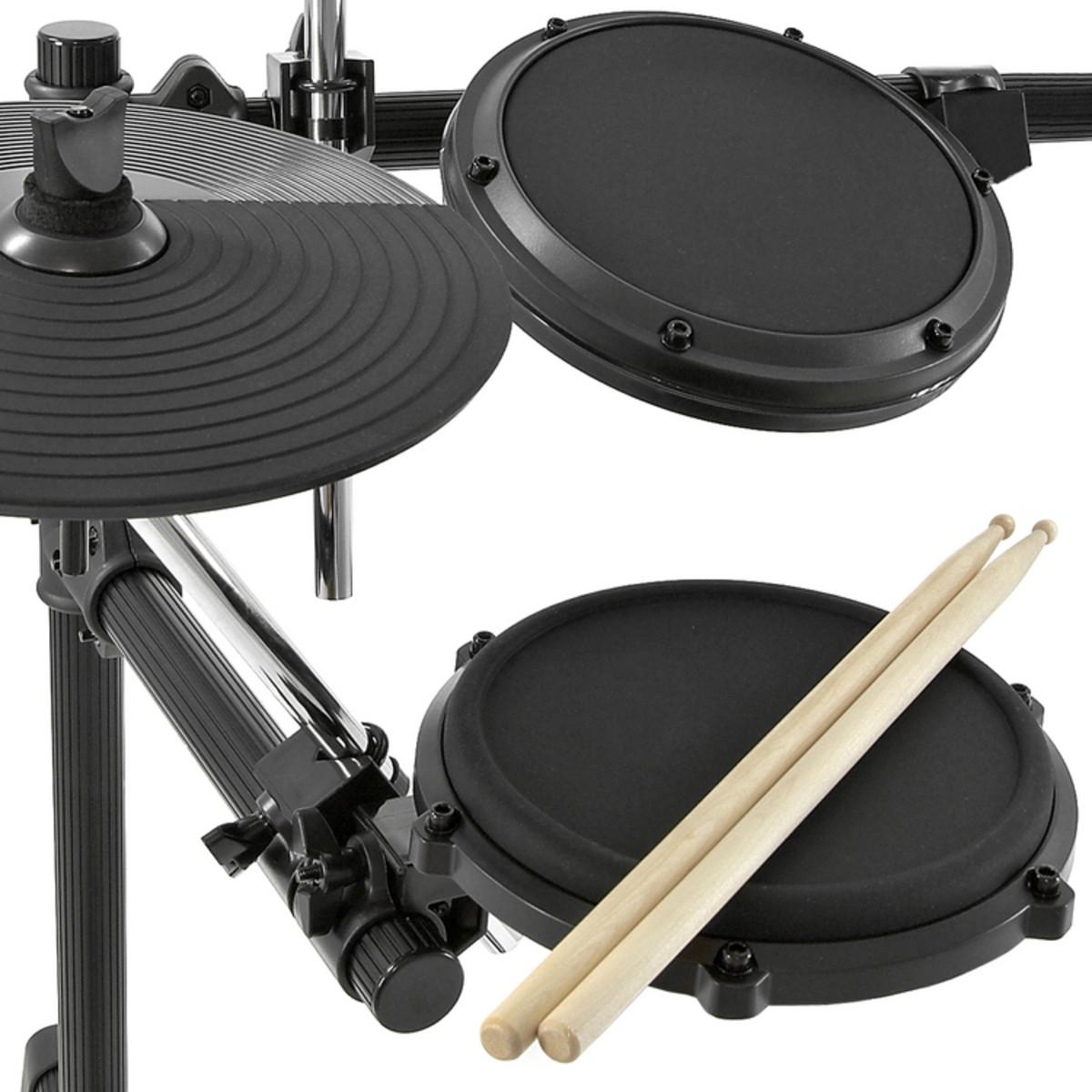 alesis dm6 usb express electronic drum kit christmas amp pack at gear4music. Black Bedroom Furniture Sets. Home Design Ideas