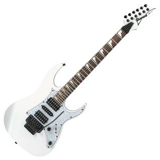 Ibanez RG350DXZ Electric Guitar, White