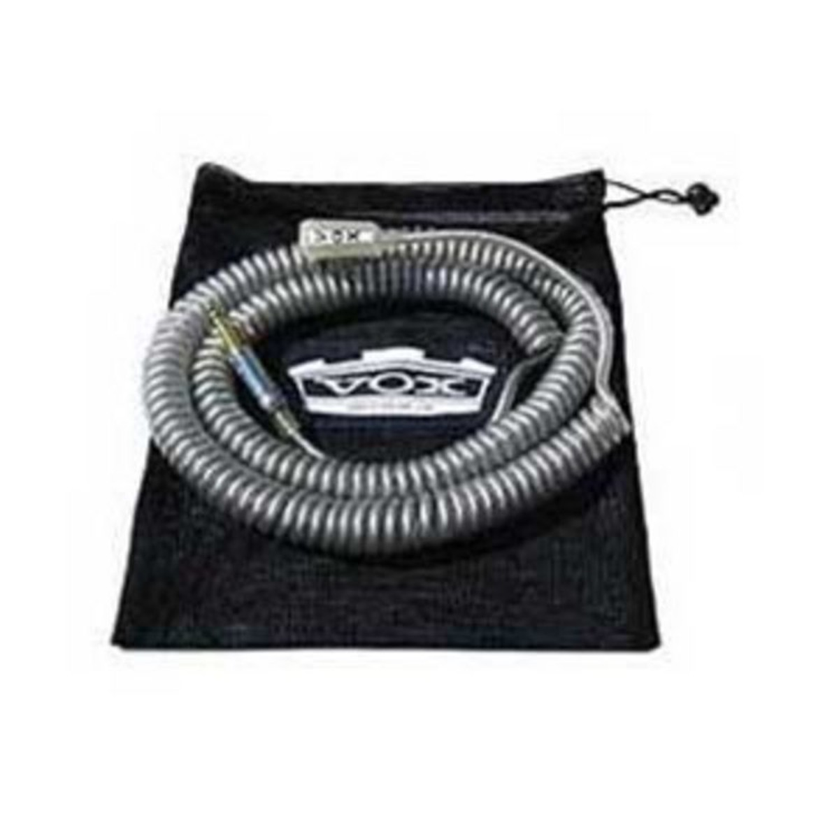 Vox Vcc Vintage Coiled Cable Quality 9m Cable Amp Mesh Bag