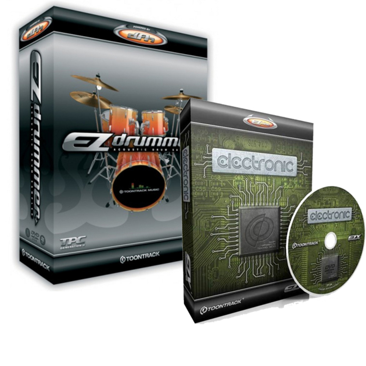 Disc Toontrack Ez Drummer Includes Ezx Electronic Free At Circuit Bent Casio Sk1 Sampling Keyboard Aliendevices Ezd 1 Ezxe 103