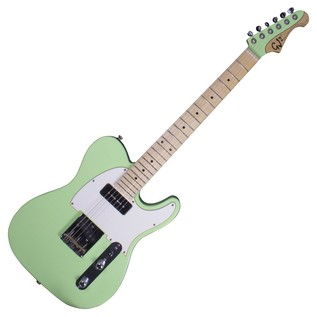 GJ2 By Grover Jackson Hellhound Electric Guitar, Aged Spearmint