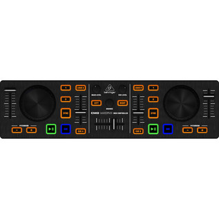 Behringer CMD MICRO DJ Controller - Top View