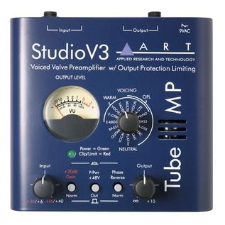 ART Tube MP Studio V3 Mic Preamp