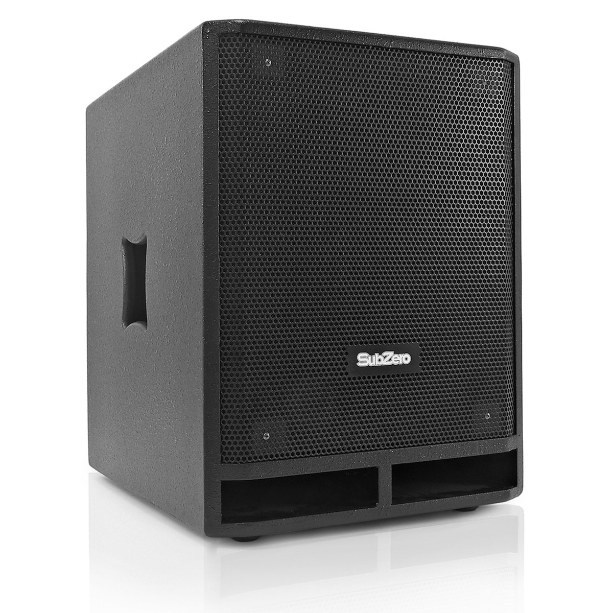 caisson de basse actif subzero 500w 15 pouces par gear4music b stock. Black Bedroom Furniture Sets. Home Design Ideas