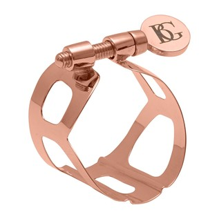 BG Tenor Sax Tradition Ligature in Rose Gold