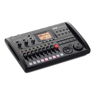 Zoom R8 Recorder, Interface, Controller, Sampler System