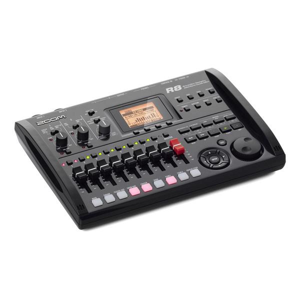 Zoom R8 Recorder, Interface, Controller, Sampler System