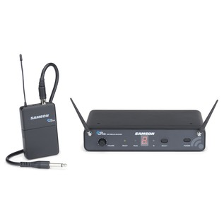 Samson Concert 88 Wireless Guitar System - System