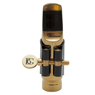 BG Soprano Sax Otto Link Ligature Flex Jazz in Fabric