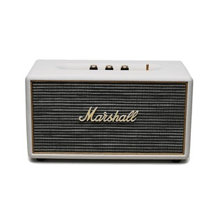 Marshall Stanmore Active Stereo Hi-Fi Speaker, Cream