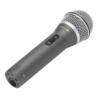 Samson Q2U Recording Pack - Microphone Angled
