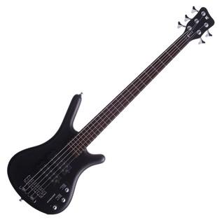 Warwick Rockbass Corvette $$ 5-String Bass Guitar, Nirvana Black
