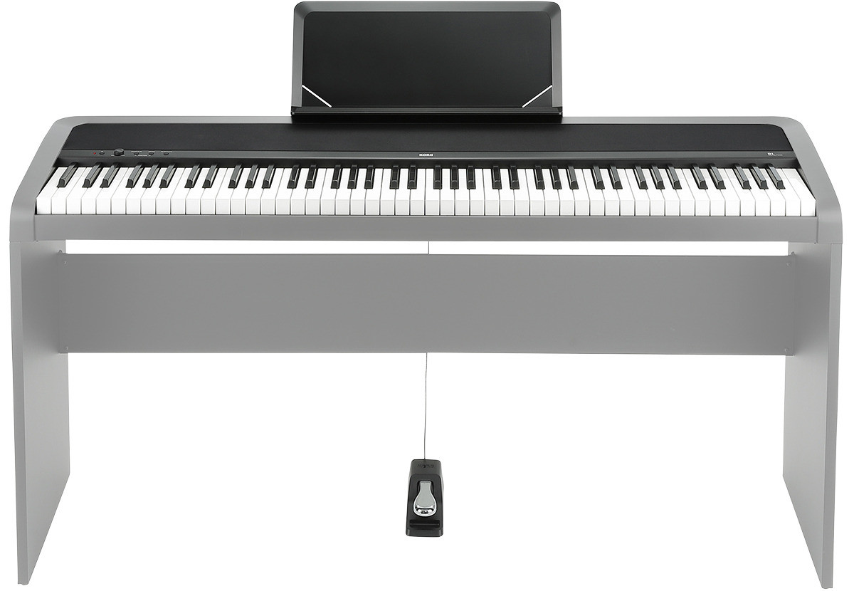 Korg b1 digital piano black box opened gear4music for Korg or yamaha digital piano