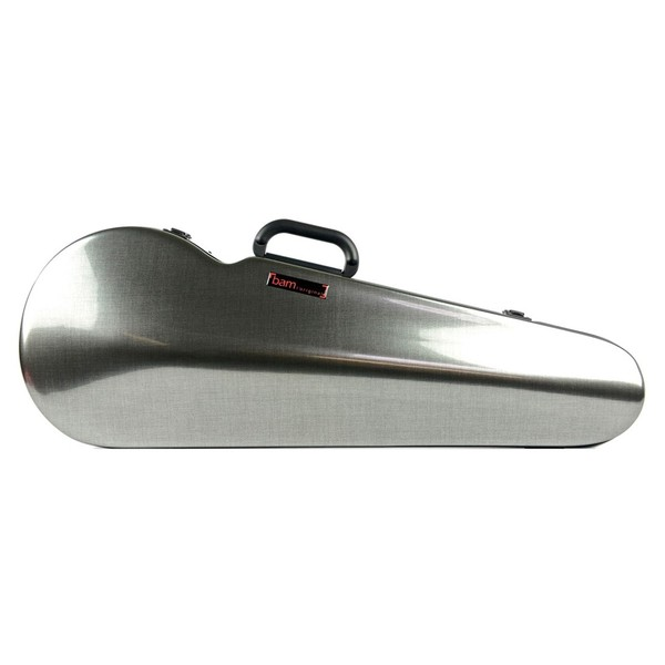 BAM 2200XL Hightech Shaped Viola Case, Tweed