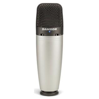 Samson C03 Multi-Pattern Condenser Microphone - Front View