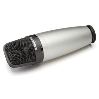 Samson C03 Multi-Pattern Condenser Microphone - Angled View