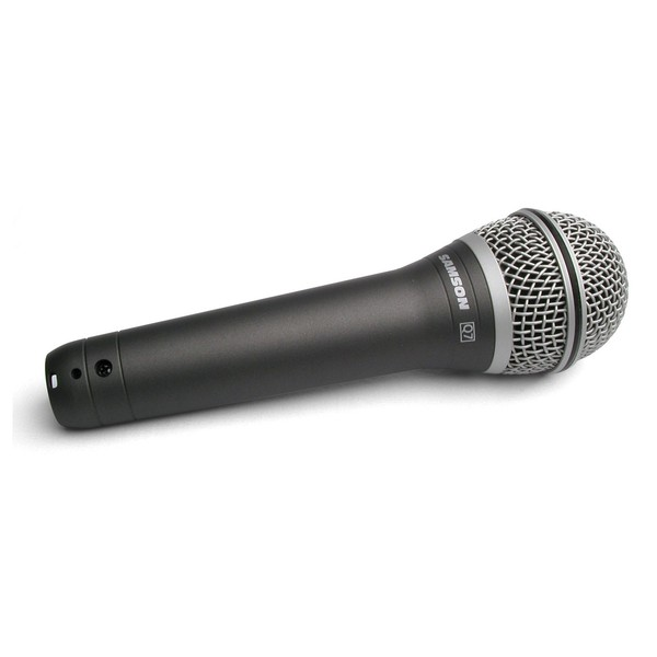 Samson Q7 Cardioid Vocal/Instrument Microphone - Angled