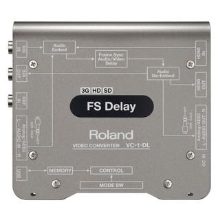 Roland VC1DL Front