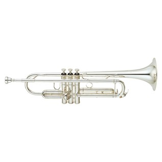 Yamaha YTR6335 Bb Professional Trumpet, Silver Plated