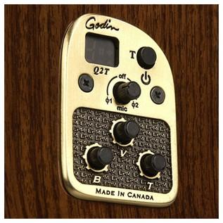 La Patrie Hybrid Cw Lightburst Electro Acoustic