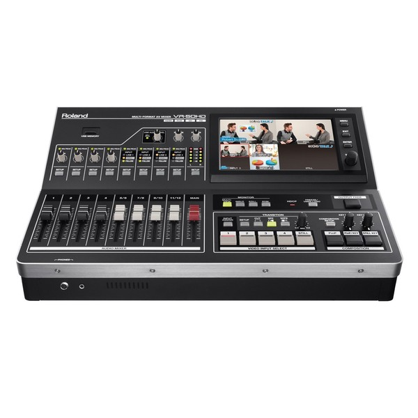 Roland VR50HD Front