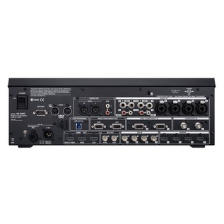 Roland VR50HD Back