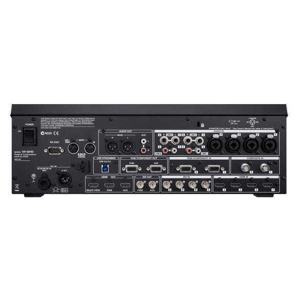 Roland VR50HD Back