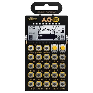 Teenage Engineering PO-24 Office Synthesizer - Front