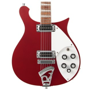 Rickenbacker 620 Solid Body Electric Guitar, Ruby Red