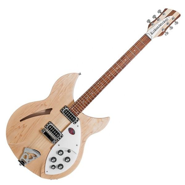 Rickenbacker 330 Semi Acoustic Guitar, Mapleglo