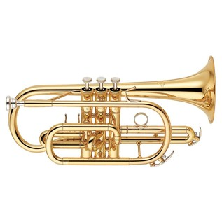 Yamaha YCR-6330 Professional Cornet with Clear Lacquer Finish