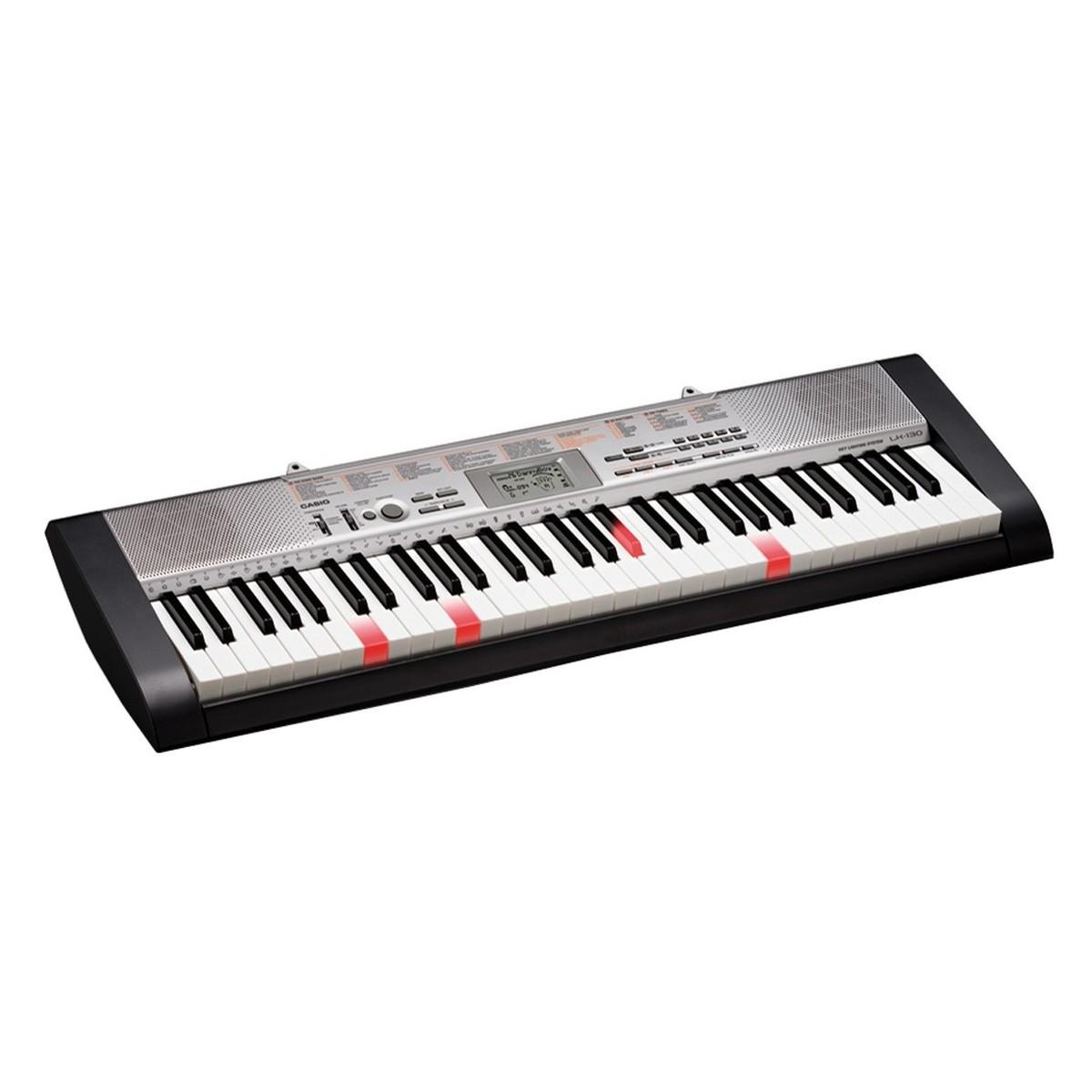 disc casio lk 130 keylighting clavier. Black Bedroom Furniture Sets. Home Design Ideas