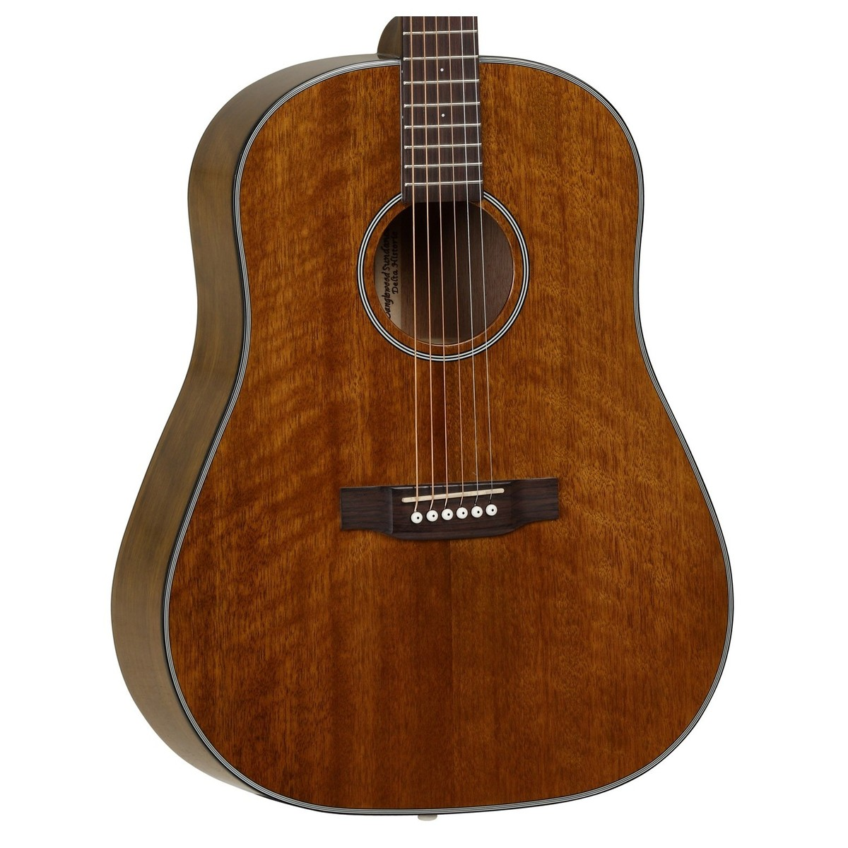 Tanglewood tw40 sdd sundance dreadnought acoustic natural for The tanglewood